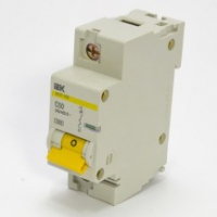 Выключатель автоматический ВА 47-100 1Р 100А хар.С